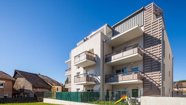 34 logements à St Alban-Leysse