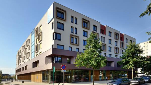 Combo-Hôtel à St Martin-d'Hères