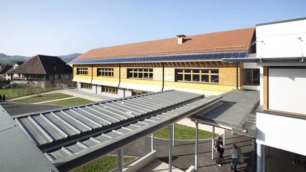 Groupe scolaire de Novalaise