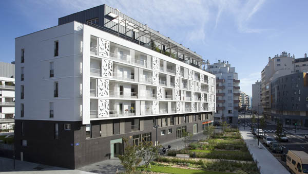 Le Sully / 51 logements à Grenoble