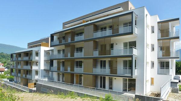 42 logements à Cognin