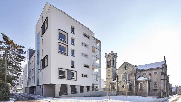 58 logements à Grenoble