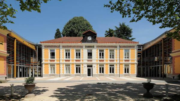 Lycée Ferdinand Buisson à Voiron – Tranches 1 et 2