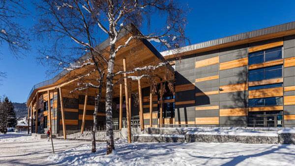 Palais des sports et des congrès de Megève