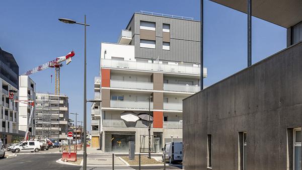 55 logements à St Martin-d'Hères